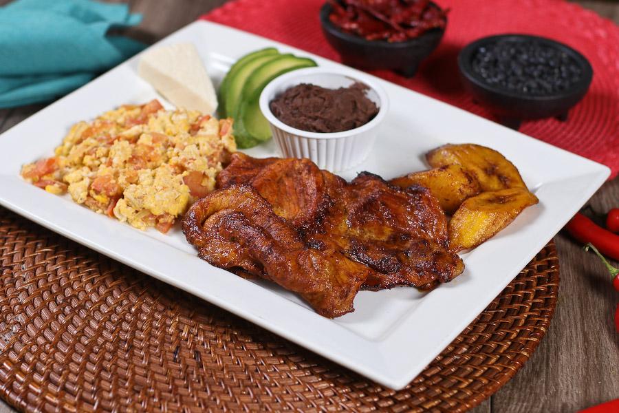 Desayuno Tikal